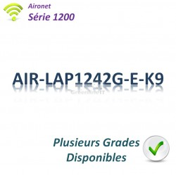 Aironet 1200 Borne Wifi 1x 10/100_Antenne RP-TNC