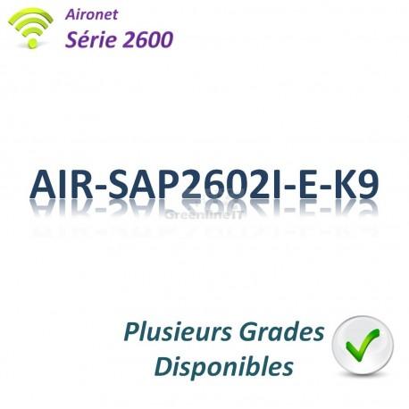 Aironet 2600 Borne Wifi Standalone_1G_Antenne Int