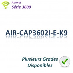 Aironet 3600 Borne Wifi Controller-based _1G_Antenne Int