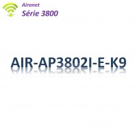 Aironet 3800 Borne Wifi Controller-based_1x 1/2,5/5G Base-T_Antenne Int