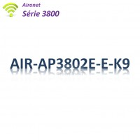 Aironet 3800 Borne Wifi Controller-based_1x 1/2,5/5G Base-T_Antenne Ext