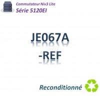 HPE/Aruba 5120EI Refurbished Switch 48G_4SFP combo