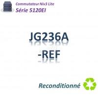 HPE/Aruba 5120EI Refurbished Switch 24G_4SFP combo_PoE+ (370w)_2slot