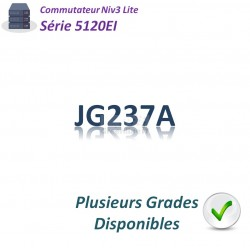 HPE/Aruba 5120EI Switch 48G_4SFP combo_PoE+(370w)_2slot