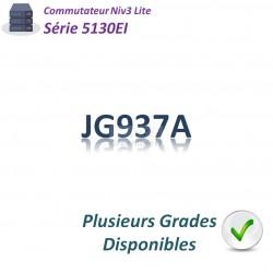 HPE/Aruba 5130EI Switch 48G_4SFP+/SFP_PoE+(370w)