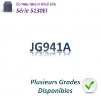 HPE/Aruba 5130EI Switch 48G_2SFP+/SFP_2x 10GBase-T _PoE+ (370w)