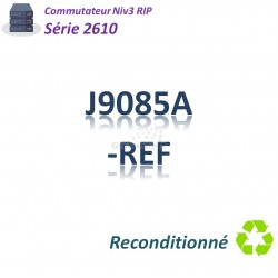 HPE/Aruba 2610 Refurbished Switch 24x 10/100_2G_2SFP