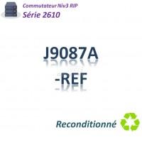 HPE/Aruba 2610 Refurbished Switch 24x 10/100_2G _2SFP_PoE (406w)
