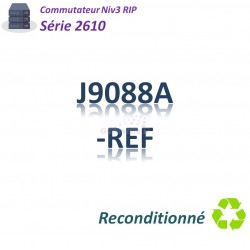 HPE/Aruba 2610 Refurbished Switch 48x 10/100_2G_2SFP