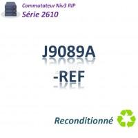HPE/Aruba 2610 Refurbished Switch 48x 10/100_2G _2SFP_PoE (406w)