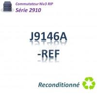 HPE/Aruba 2910 Refurbished Switch 24G_4SFPcombo _PoE+(382w)_Slot