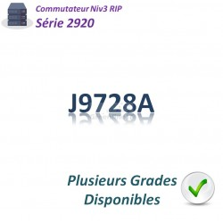 HPE/Aruba 2920 Switch 48G_4SFP_2slots