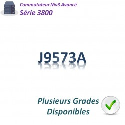 HPE/Aruba 3800 Switch 24G_2SFP+_PoE+(720w)