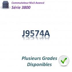 HPE/Aruba 3800 Switch 48G_4SFP+_PoE+(1080w)