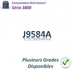 HPE/Aruba 3800 Switch 24x 10/100_2SFP+