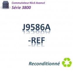 HPE/Aruba 3800 Refurbished Switch 48G_4x10G RJ45