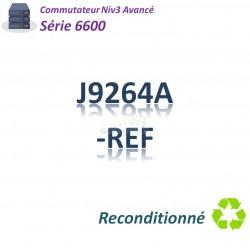 HPE/Aruba 6600 Refurbished Switch 24G_4SFP_4SFP+