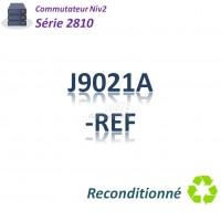 HPE/Aruba 2810 Refurbished Switch 24G_4SFP combo