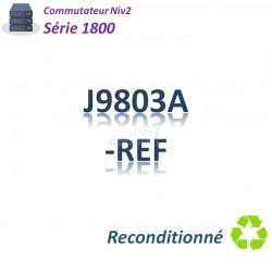 HPE/Aruba 1800 Refurbished Switch 24G_2SFP