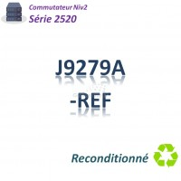 HPE/Aruba 2510 Refurbished Switch 24G_4SFP combo