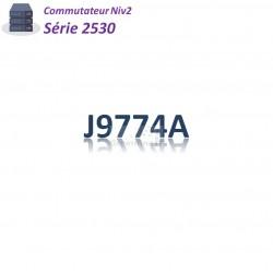 HPE/Aruba 2530 Switch 8G_2SFPcombo_PoE+(67w)