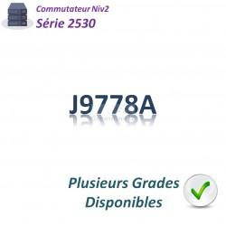 HPE/Aruba 2530 Switch 48M_2SFPcombo_PoE+(382w)