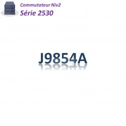HPE/Aruba 2530 Switch 24G_2SFP+_PoE+(195w)