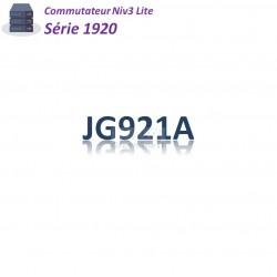 HPE/Aruba 1920 Switch 8G_2SFP_PoE+(65w)