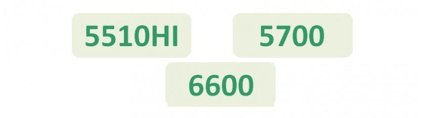 Niveau 3 Avancé Séries 5100HI_5700_6600