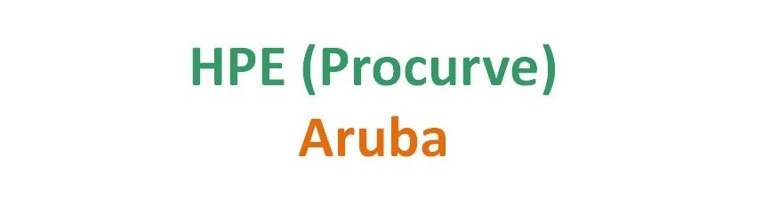 HPE (Procurve) / Aruba